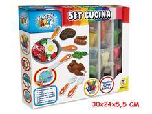 Plastiart. Set Cucina 12 Salsicciotti Da 30Gr. Window Box