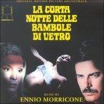Cover CD La corta notte delle bambole di vetro