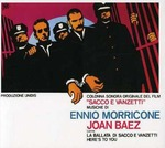 Cover CD Colonna sonora Sacco e Vanzetti