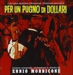 Cover CD Colonna sonora Per un pugno di dollari