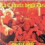 Cover CD Colonna sonora La caduta degli dei