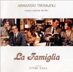 Cover CD Colonna sonora La famiglia