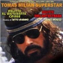 Tomas Milian Superstar (Colonna sonora) - CD Audio di Franco Micalizzi,Detto Mariano