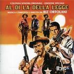 Cover CD Colonna sonora Al di là della legge