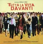 Cover CD Colonna sonora Tutta la vita davanti
