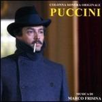 Cover CD Colonna sonora Puccini