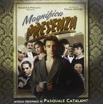 Cover CD Colonna sonora Magnifica presenza