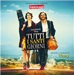 Cover CD Colonna sonora Tutti i santi giorni