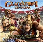 Cover CD Gladiatori di Roma 3D