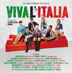 Cover CD Colonna sonora Viva l'Italia