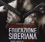 Cover CD Colonna sonora Educazione siberiana