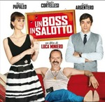 Cover CD Un boss in salotto