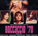 Cover CD Colonna sonora Boccaccio '70