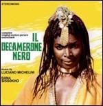 Cover CD Il decamerone nero