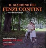 Cover CD Colonna sonora Il giardino dei Finzi Contini