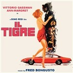 Cover CD Il tigre