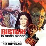 Cover CD Colonna sonora Bisturi la mafia bianca