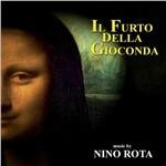 Cover CD Colonna sonora Il furto della Gioconda