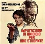 Cover CD Colonna sonora Imputazione di omicidio per uno studente