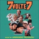 Cover CD 7 volte 7