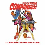 Cover CD Colonna sonora Vamos a matar, compañeros