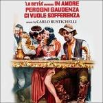 Cover CD Colonna sonora La Betìa, ovvero in amore, per ogni gaudenza, ci vuole sofferenza