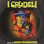 Cover CD Colonna sonora I crudeli