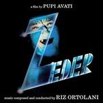 Cover CD Colonna sonora Zeder