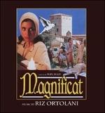 Cover CD Magnificat