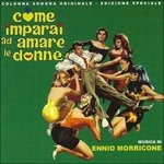 Cover CD Colonna sonora Come imparai ad amare le donne
