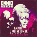 Cover CD Colonna sonora Amanti d'oltretomba