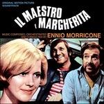 Cover CD Colonna sonora Il maestro e Margherita