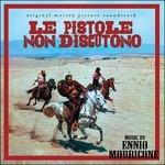Cover CD Colonna sonora Le pistole non discutono