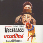 Cover CD Colonna sonora Uccellacci e uccellini