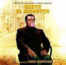 Gente di Rispetto (Colonna Sonora) - Vinile LP di Ennio Morricone