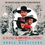 Cover della colonna sonora del film Il buono, il brutto,  il cattivo