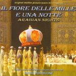 Cover CD Il fiore delle mille e una notte