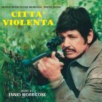 Cover CD Città violenta