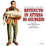 Cover CD Colonna sonora Detenuto in attesa di giudizio