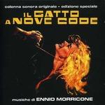 Cover CD Colonna sonora Il gatto a nove code