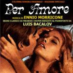 Cover CD Colonna sonora Per amore