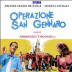 Cover CD Colonna sonora Operazione San Gennaro