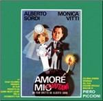 Cover CD Colonna sonora Amore mio aiutami