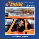 Cover della colonna sonora del film Il tassinaro