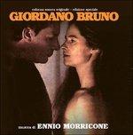 Cover CD Colonna sonora Giordano Bruno