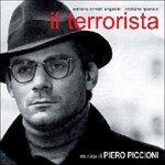 Cover CD Colonna sonora Il terrorista