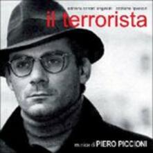 Il Terrorista (Colonna sonora) - CD Audio di Piero Piccioni