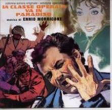 La Classe Operaia Va in Paradiso (Colonna sonora) - CD Audio di Ennio Morricone