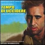 Cover CD Colonna sonora Tempo di uccidere