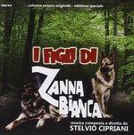 Cover CD I figli di Zanna Bianca